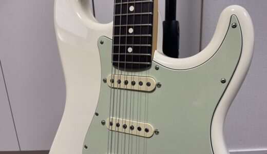 Fender American Professional II Stratocaster買いました。